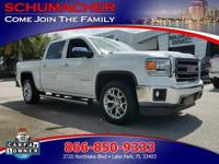 Options:  2014 Gmc Sierra 1500 Slt 4X4| |Dual-Stage
