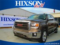 This 2014 GMC Sierra 1500 SLT is proudly offered by