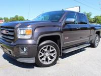 All Terrain SLT Crew Cab Plus Package (Leather Wrapped