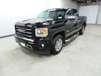 Options:  2014 Gmc Sierra 1500 Slt|Black|Gm