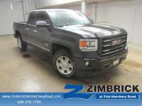 Options:  2014 Gmc Sierra 1500 4Wd Double Cab 143.5