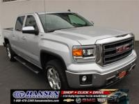 Sierra 1500 SLT, 4WD, Leather, **CARFAX ONE OWNER**,