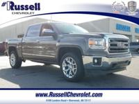 Russell Chevrolet is a family-owned dealership that has