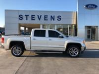 New Price! 2014 GMC Sierra 1500 SLT 4WD 6-Speed
