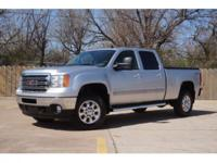 Duramax Diesel, Heated Leather Seating and much more