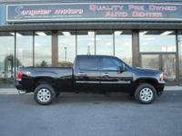 Options:  2014 Gmc Sierra 3500Hd Srw Denali|Onyx