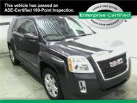 GMC Terrain This crossover SUV will provide you the