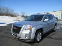 AWD! This 2014 GMC Terrain SLT is like new and ready to