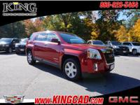 4 Cylinder  Options:  6-Speed Automatic|King Cadillac