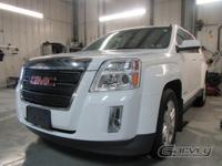 This 2014 GMC Terrain is available in the SLE trim
