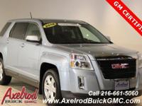 ** GM CERTIFIED ** TERRAIN SLE-1, AWD, 17 MACHINED