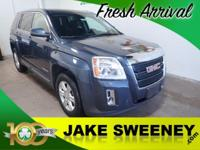 Our 2014 GMC Terrain SLE has aced its 172 Point