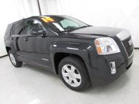 2014 GMC Terrain SLE-1 Ashen Gray Metallic Certified.