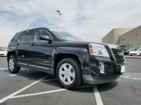 Look at this 2014 GMC Terrain SLE. Its Automatic