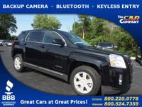 Used 2014 GMC Terrain,  DESIRABLE FEATURES:  a BACKUP