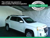 GMC Terrain This crossover SUV will give you the room