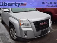 Well equipped Terrain AWD, heated cloth seats,