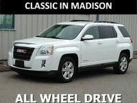 This one owner, 2014 All Wheel Drive GMC Terrain has