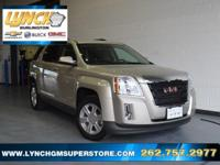New Price! 2014 Champagne Silver Metallic GMC Terrain