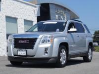 Get ready to go for a ride in this 2014 GMC Terrain