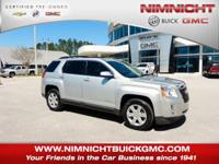 GMC Certified, Excellent Condition, CARFAX 1-Owner. SLE