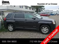 2014 GMC Terrain SLT-1 AWD CARFAX One-Owner. AM/FM