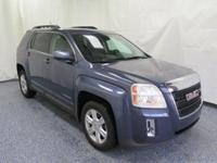 2014 GMC Terrain SLT-1 Blue Recent Arrival! Clean