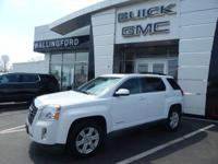 Navigation, Sunroof, Terrain SLT-1, GM Certified, 3.6L