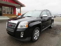 Options:  2014 Gmc Terrain Our Handsome Onyx Black 2014