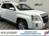 GMC Terrain SLT-1 Odometer is 8287 miles below market