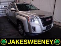 Our handsome One Owner 2014 GMC Terrain SLT-1 FWD in
