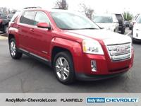 New Price!  GMC Terrain  CARFAX One-Owner.  **Moonroof