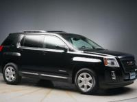 Black 2014 GMC Terrain SLT-1 with moon roof!!Bluetooth,