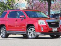 One Owner Carfax. Terrain SLT-1, GM Certified, 2.4L