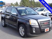 Options:  2014 Gmc Terrain Slt-2|Gray|Priced Below Kbb