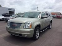 CARFAX One-Owner. Clean CARFAX. Silver 2014 GMC Yukon