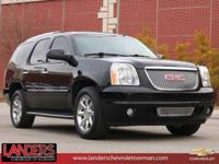 Onyx Black 2014 GMC Yukon Denali RWD 6-Speed Automatic