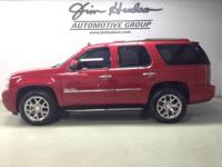 Options:  2014 Gmc Yukon 2Wd 4Dr Denali Is Proudly