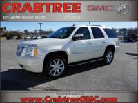 Options:  2014 Gmc Yukon Denali|Awd Denali 4Dr