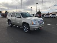 Denali trim. LOW MILES - 32,684! DVD, Heated Leather