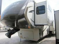 Fifth Wheels Fifth Wheels 8304 PSN . the bedroom has a