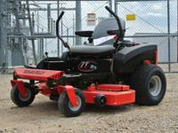 Yard Mowers Zero-Turn Radius Mowers. 2014 Gravely ZT XL