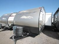 The 2014 Grey Wolf 29BH is a single slide bunkhouse