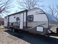 Brand New !! 2014 Forest River Greywolf 29BH travel