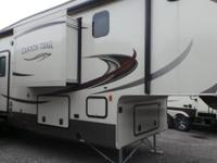 New 36 ft Fifth Wheel Model 36FBQS.. 4 Slides, Kitchen