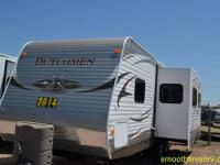 2014 NEW Dutchmen Travel Trailer Half Ton Towable w/