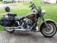 2014 Harley Davidson heritage softail deluxe 103