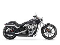 Motorbikes Softail 2087 PSN. the Breakout FXSB model