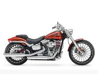 The Harley-Davidson CVO Breakout design has actually a