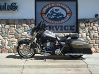 2014 Harley-Davidson CVO Road King It's a CVO!!! What